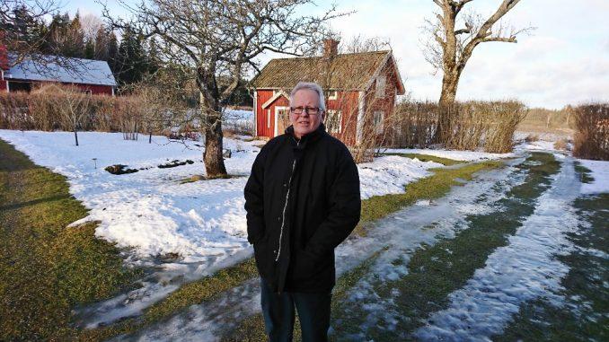 En bild på Kjell-Åke Wijk