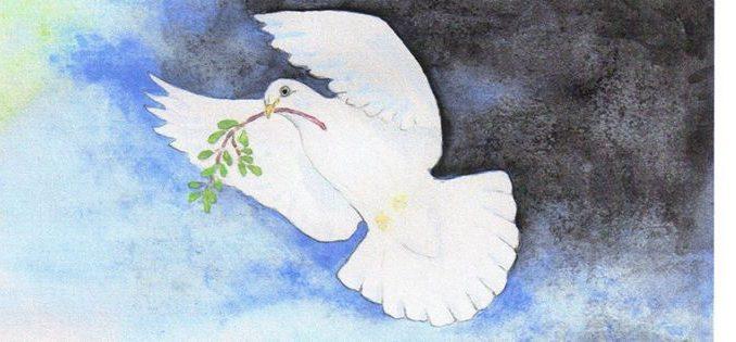 En bild på Rotarys logotype