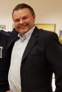 En bild på Johan Callin