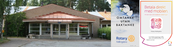 Fellingsbro Rotaryklubb @ Fellingsbro folkhögskola